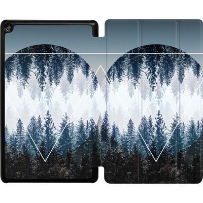 Amazon Fire HD 8 (2018) Tablet Smart Case - Woods 4 von Mareike Bohmer