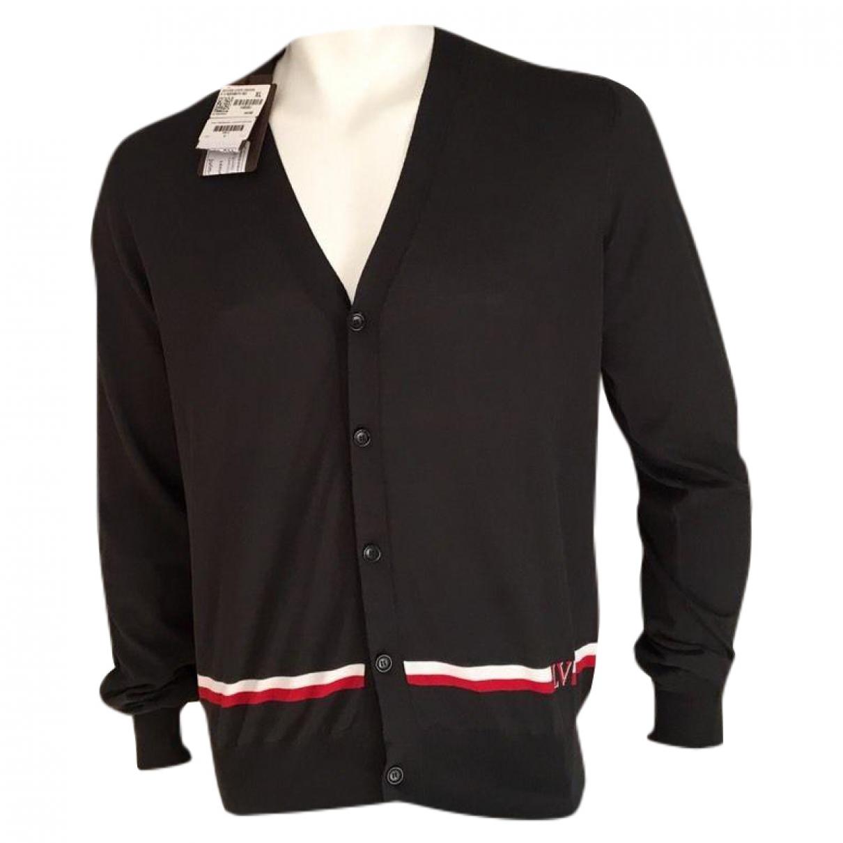 Louis Vuitton - Pulls.Gilets.Sweats   pour homme en coton - gris