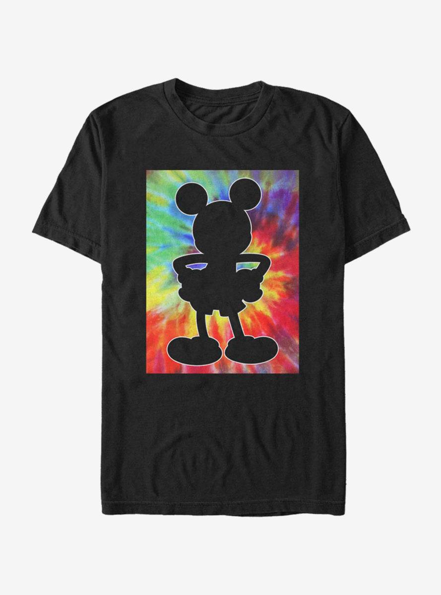 Disney Mickey Mouse Travel Mickey T-Shirt