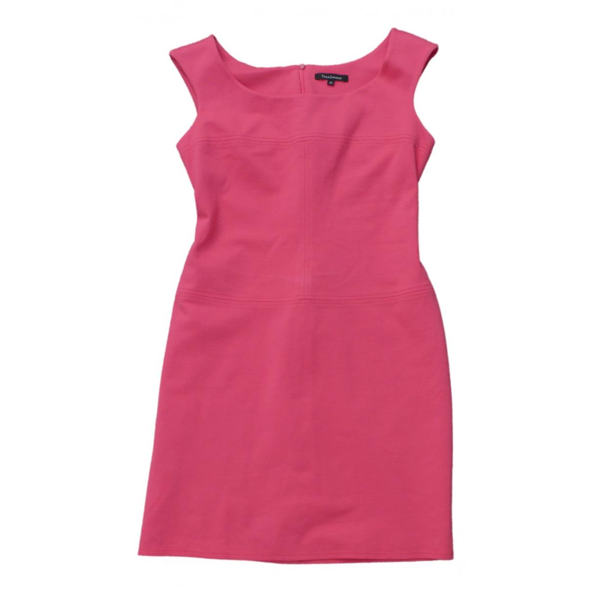 Tara Jarmon \N Pink dress for Women 38 FR