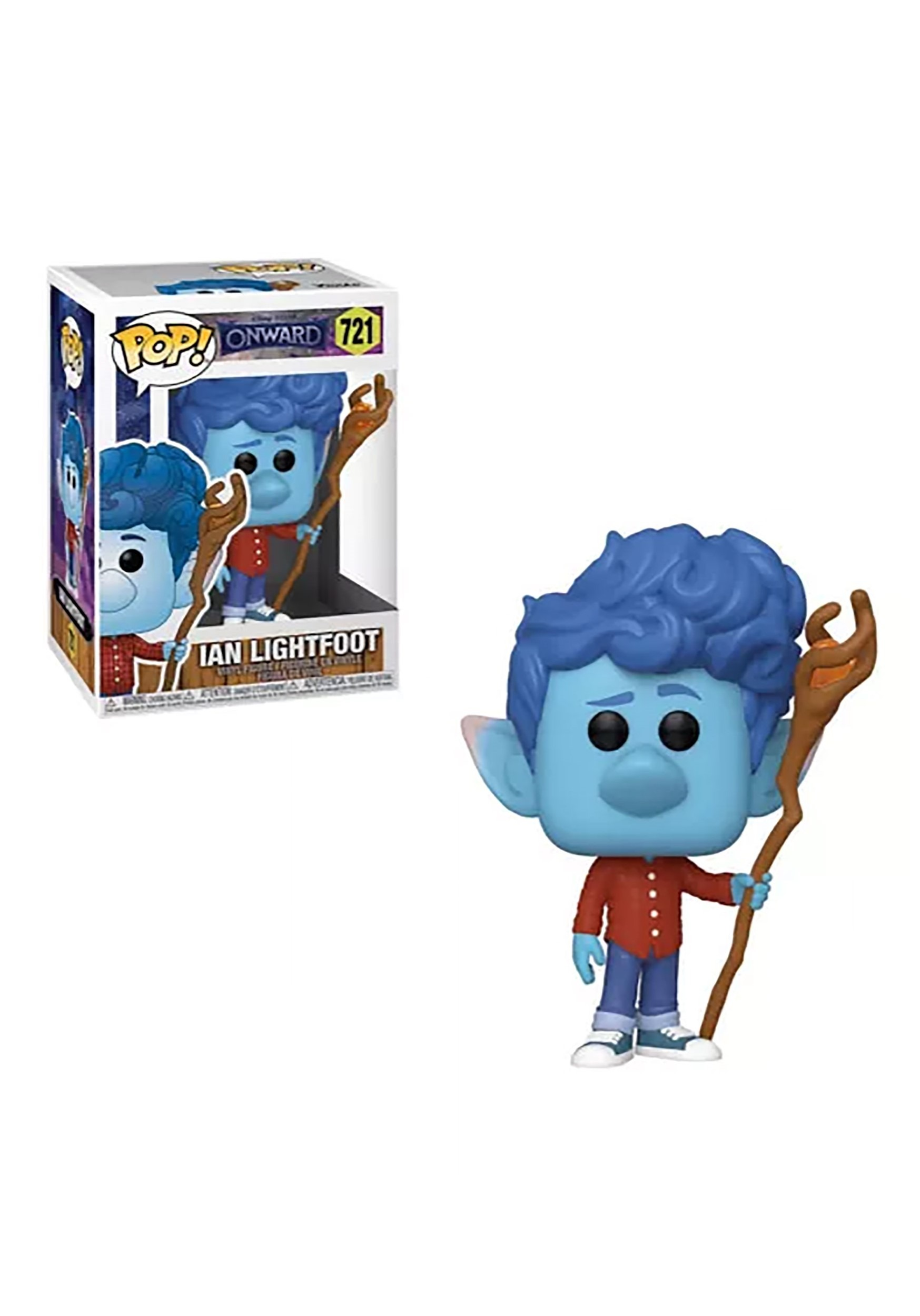 Onward - Ian Lightfoot Vinyl Figure POP! Disney