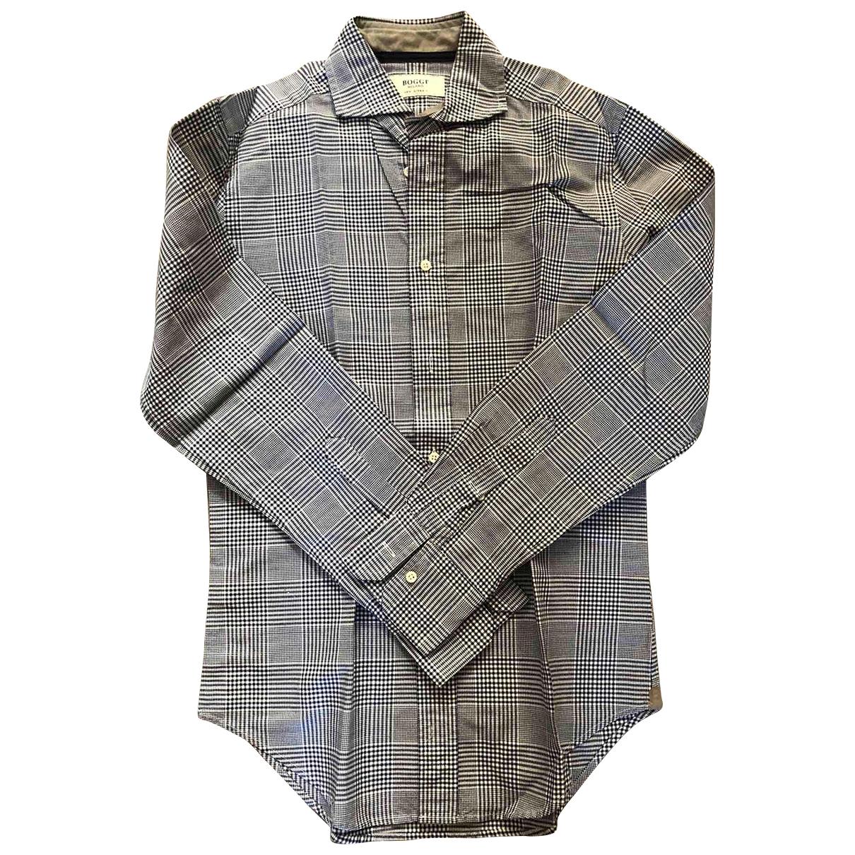 Boggi \N Hemden in Baumwolle