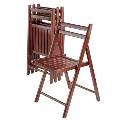 94415 Robin 4-PC Folding Chair Set