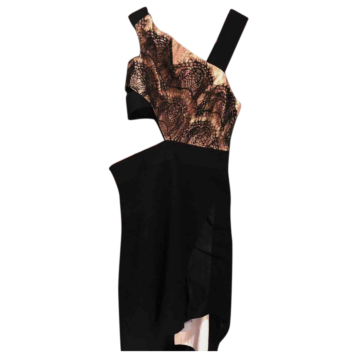 Three Floor Fashion \N Kleid in Polyester