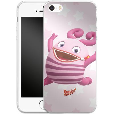 Apple iPhone 5 Silikon Handyhuelle - Sorgenfresser Frula von Sorgenfresser