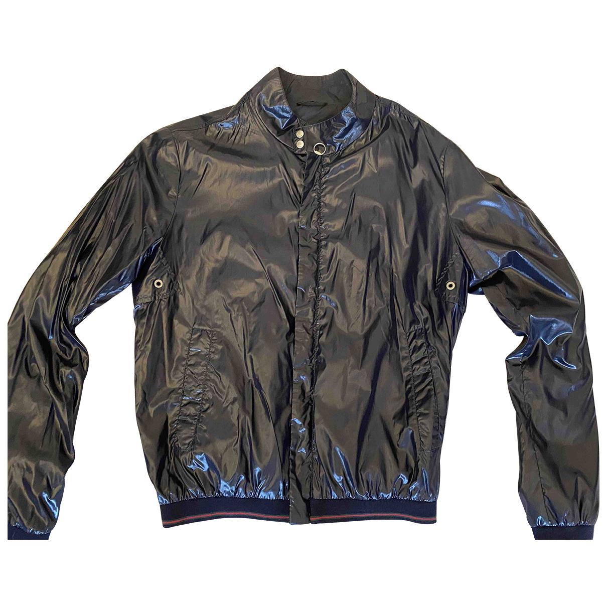 Gucci - Vestes.Blousons   pour homme - bleu