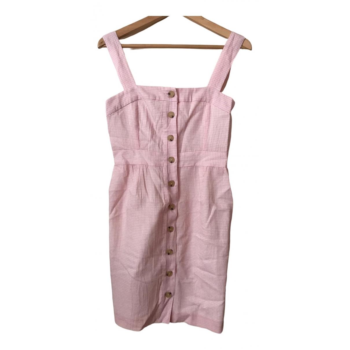 Pablo \N Kleid in  Rosa Baumwolle