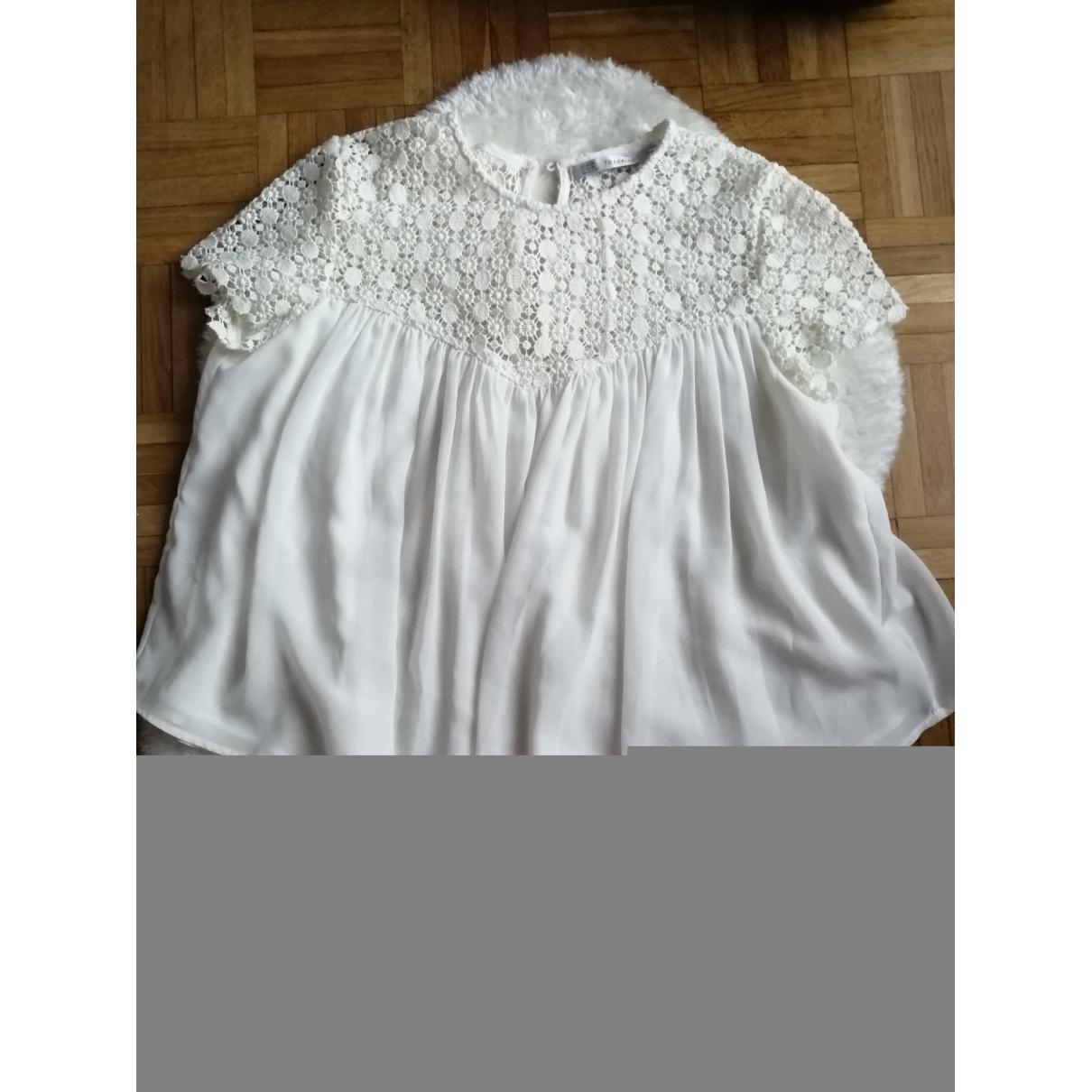 Zara N White Cotton Knitwear for Women M International