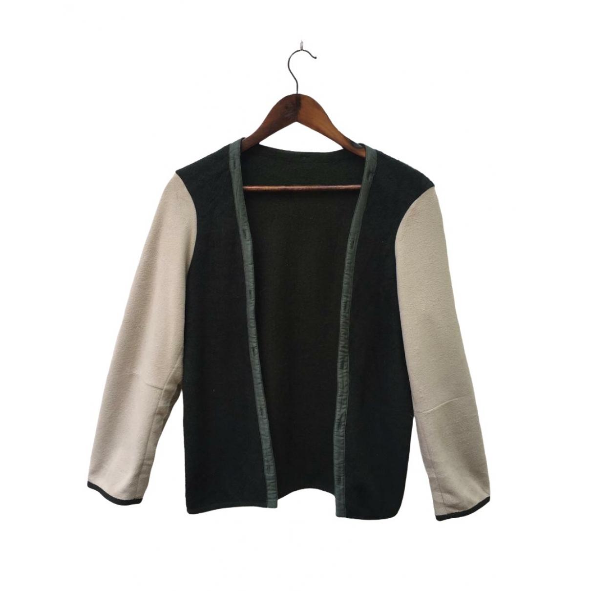Tsumori Chisato - Vestes.Blousons   pour homme en laine - multicolore