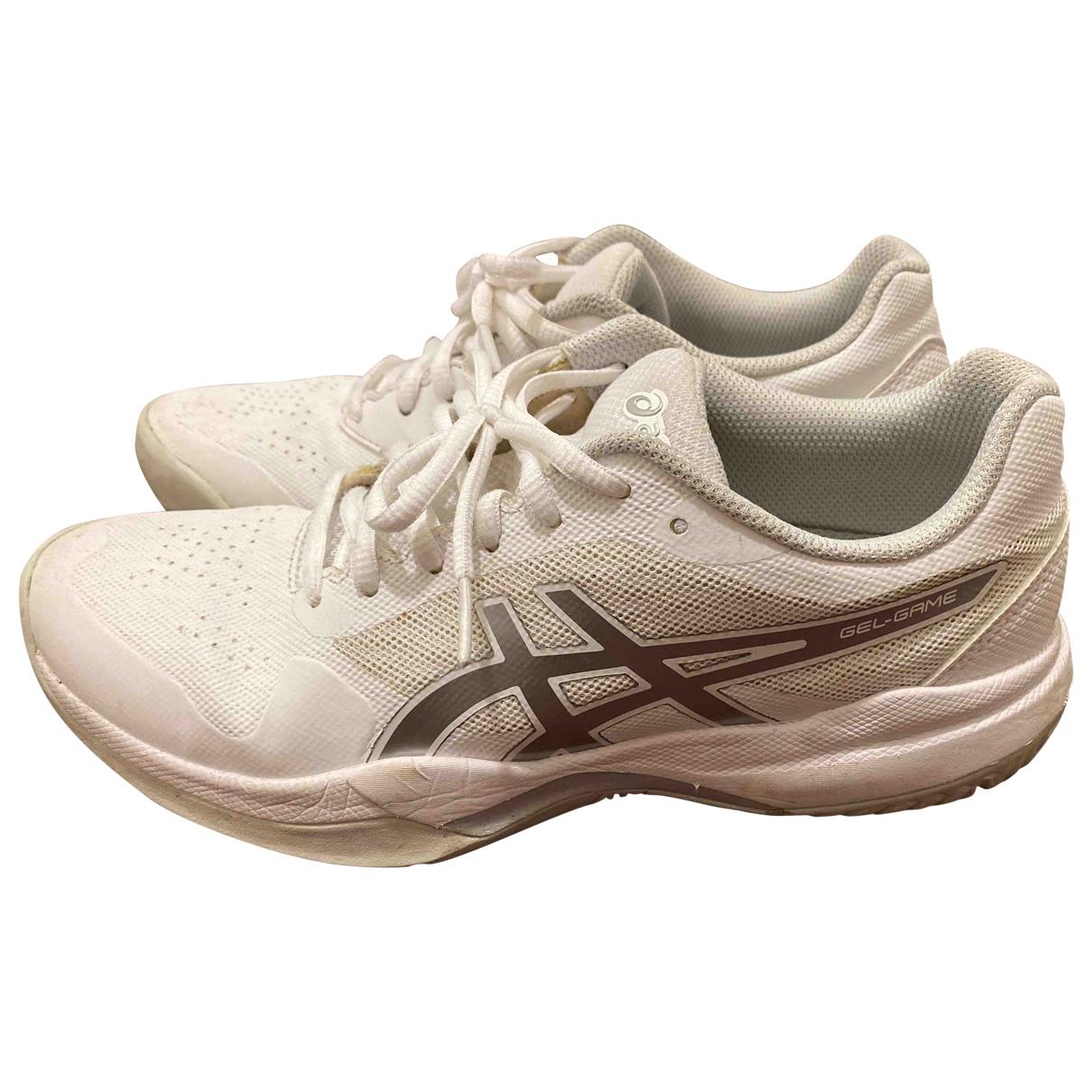 Asics - Baskets   pour femme - blanc