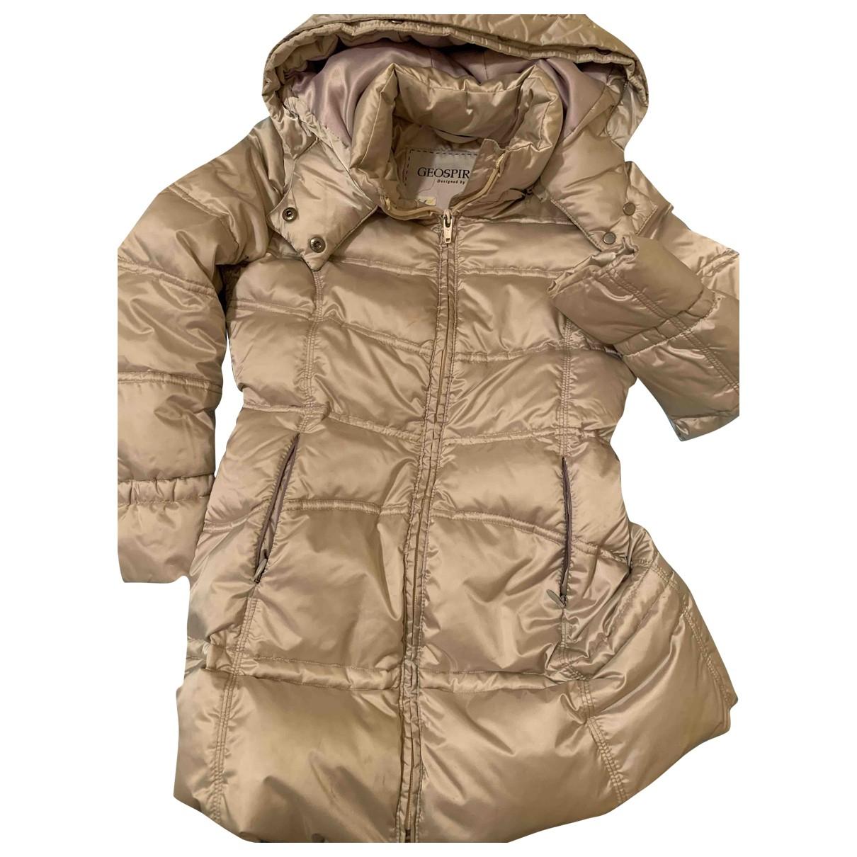 Geospirit - Blousons.Manteaux   pour enfant - beige