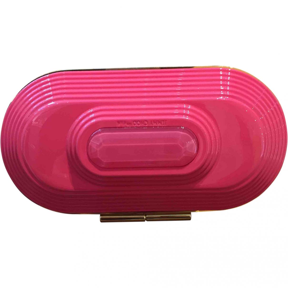 Jimmy Choo For H&m \N Pink Clutch bag for Women \N