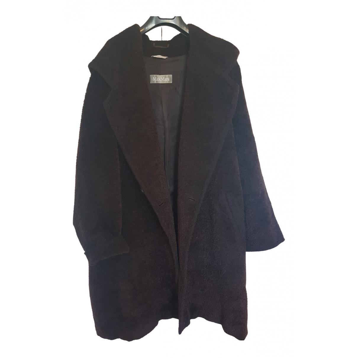 Max Mara \N Brown Wool coat for Women 44 FR