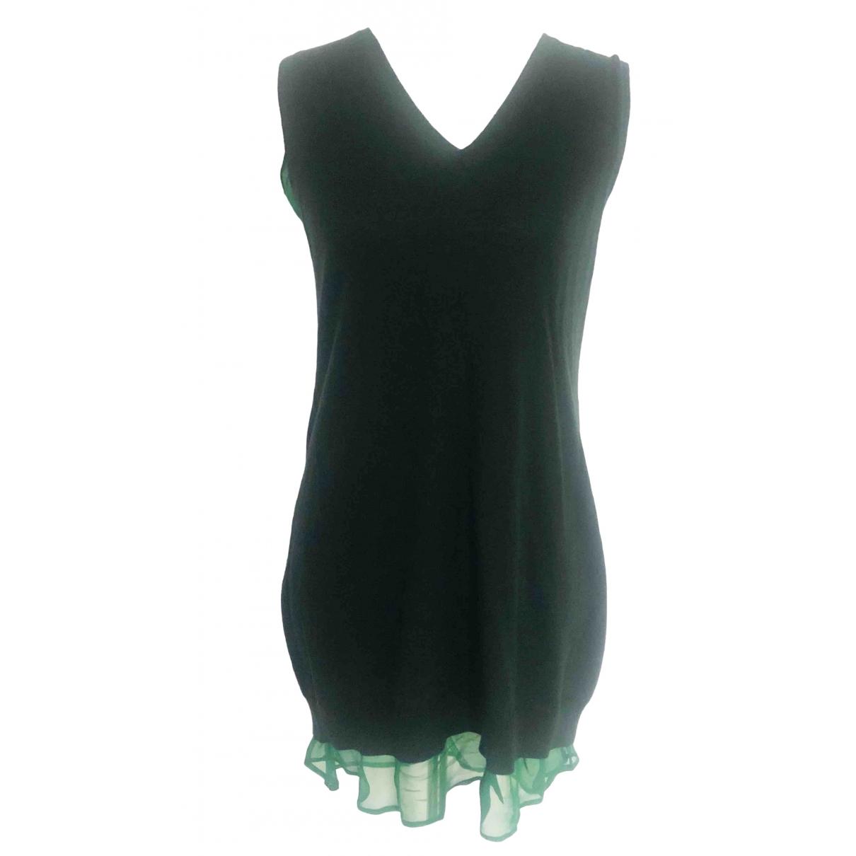 Alexander Mcqueen \N Green Wool dress for Women S International