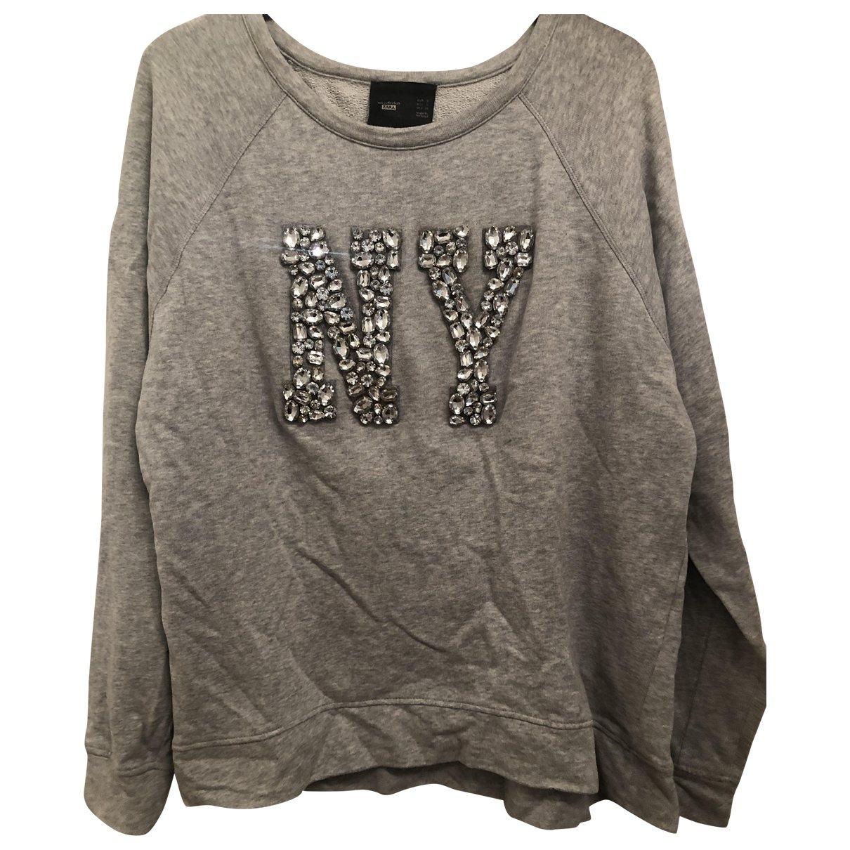 Zara \N Grey Cotton Knitwear for Women S International