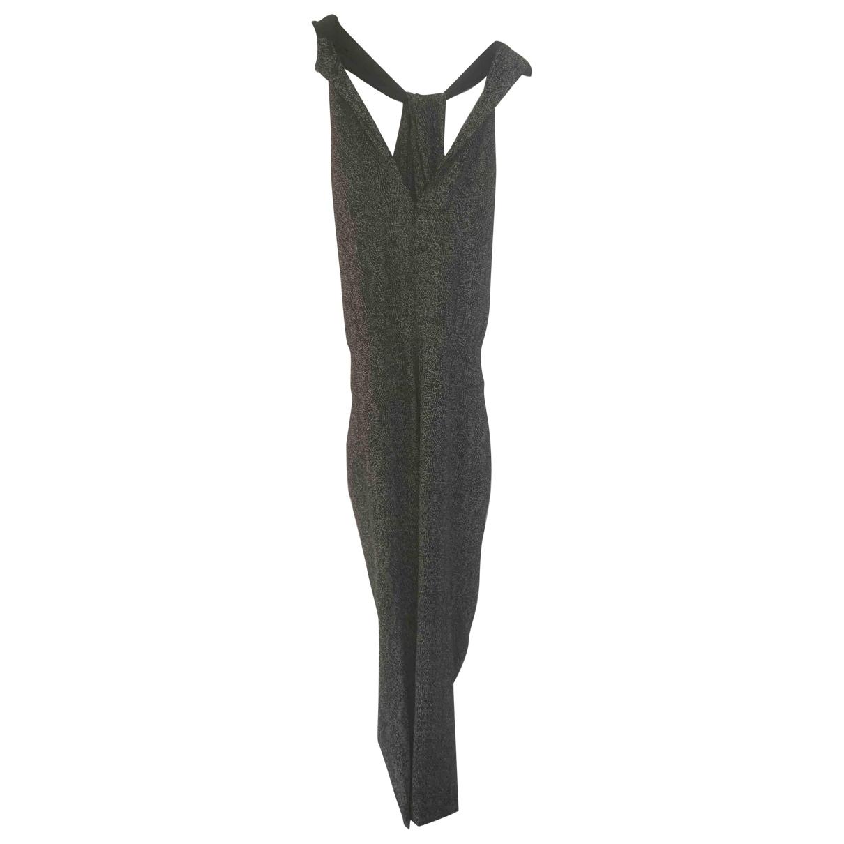 Ikks \N Black jumpsuit for Women 36 FR
