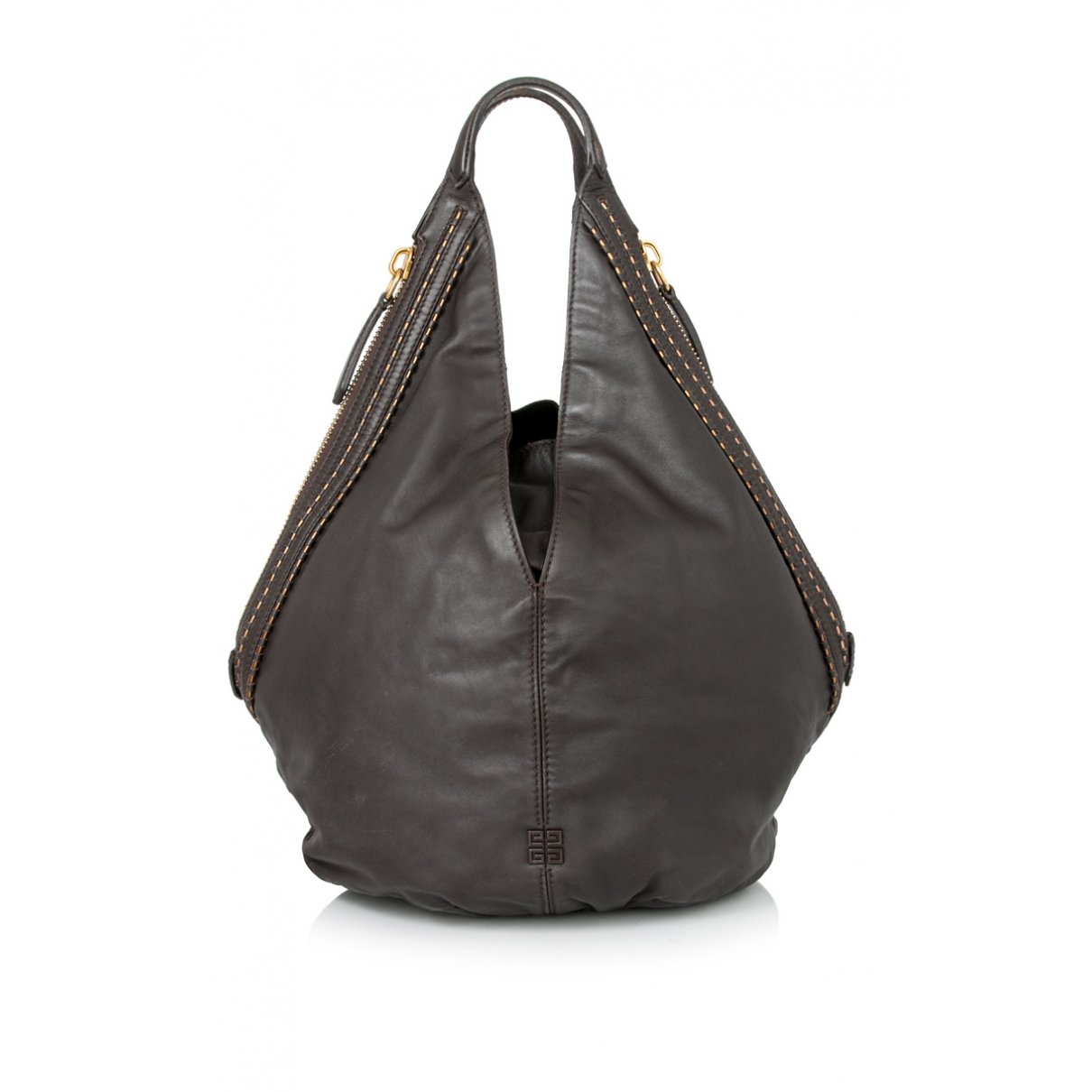 Givenchy \N Brown Leather handbag for Women \N