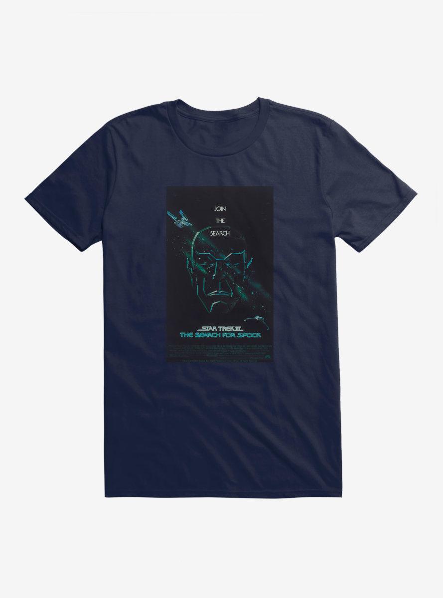 Star Trek The Search For Spock T-Shirt
