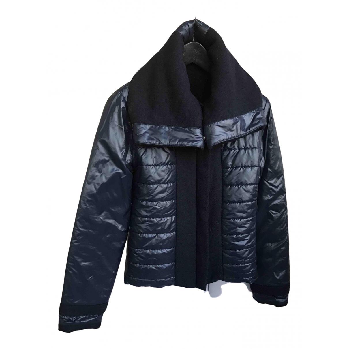 Liu.jo - Veste   pour femme en laine - marine