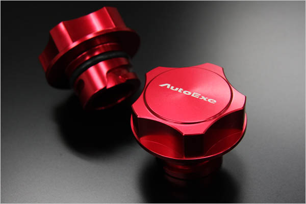 AutoExe Mazda Demio Oil Filler Cap (A1420-03) Mazda 2 08-13
