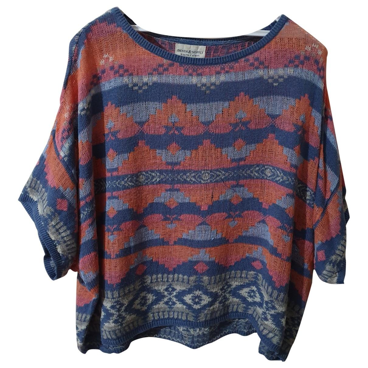 Ralph Lauren Denim & Supply \N Pullover in  Bunt Baumwolle