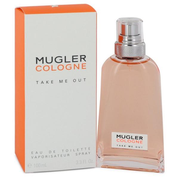 Take Me Out - Thierry Mugler Eau de toilette en espray 100 ml