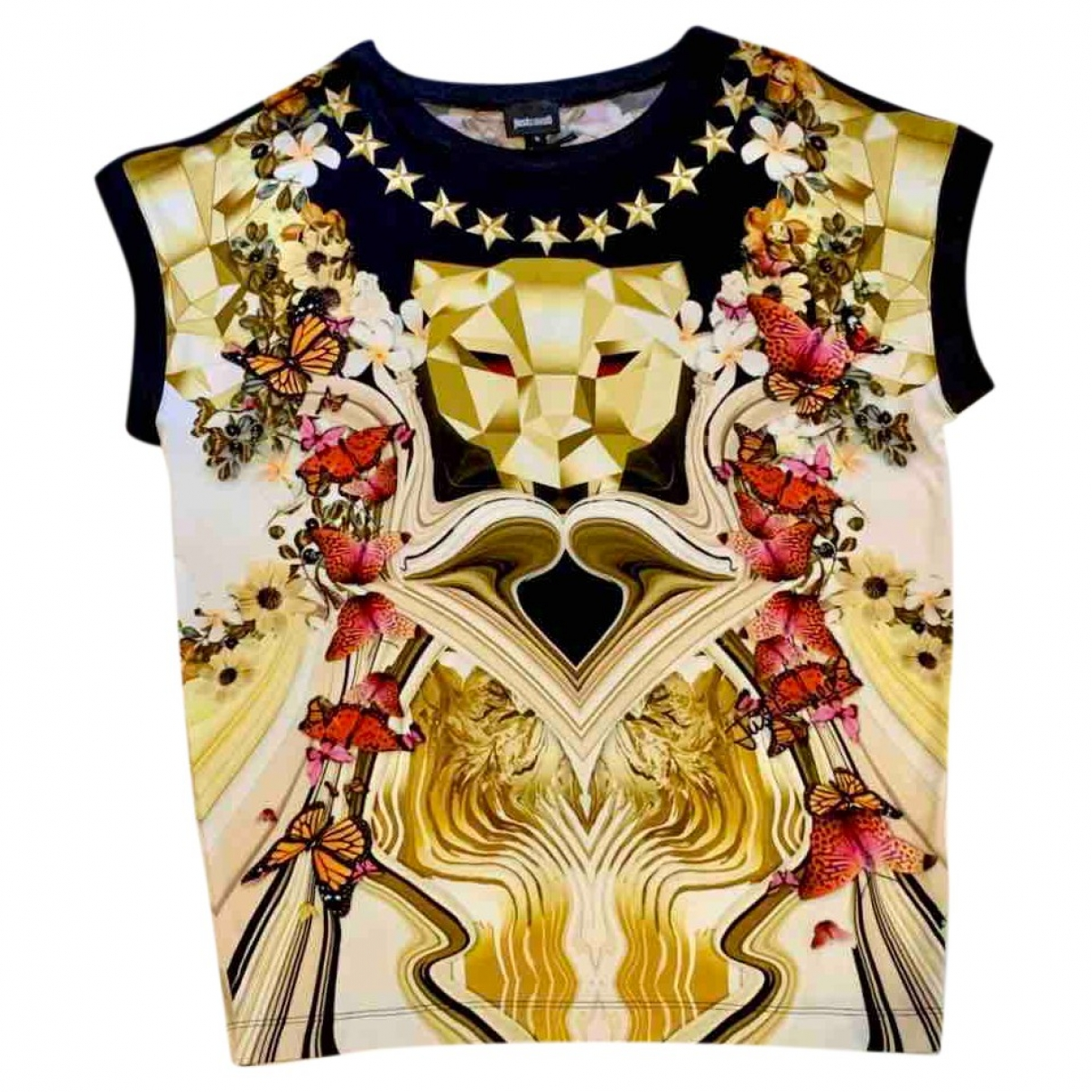 Just Cavalli \N Multicolour  top for Women S International