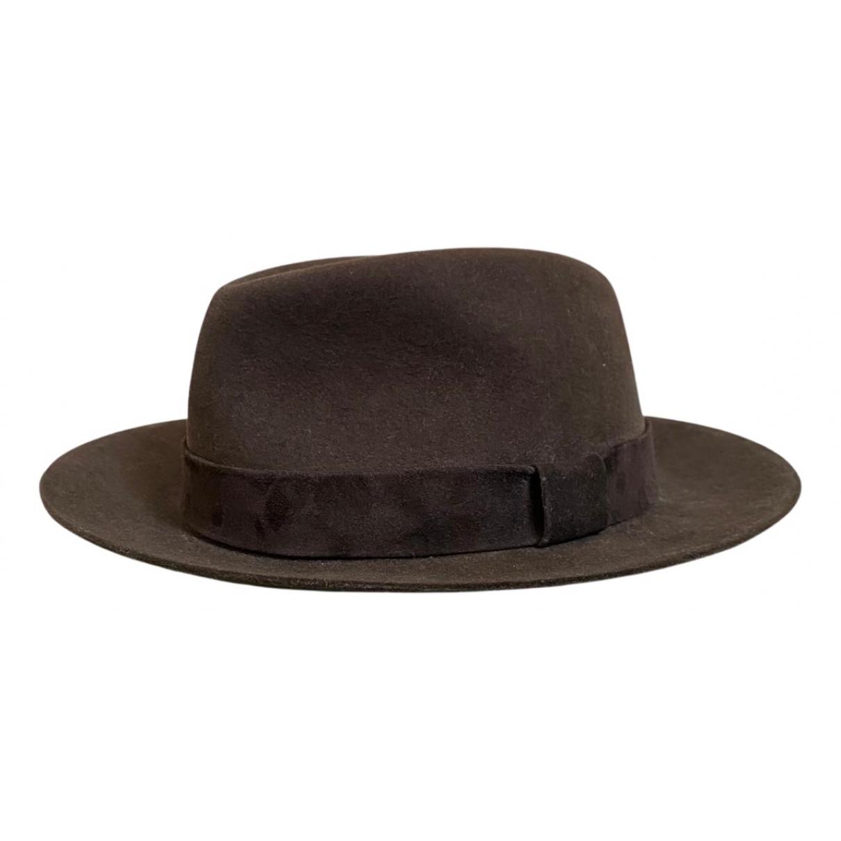 Sombrero / gorro de Lana Ermenegildo Zegna