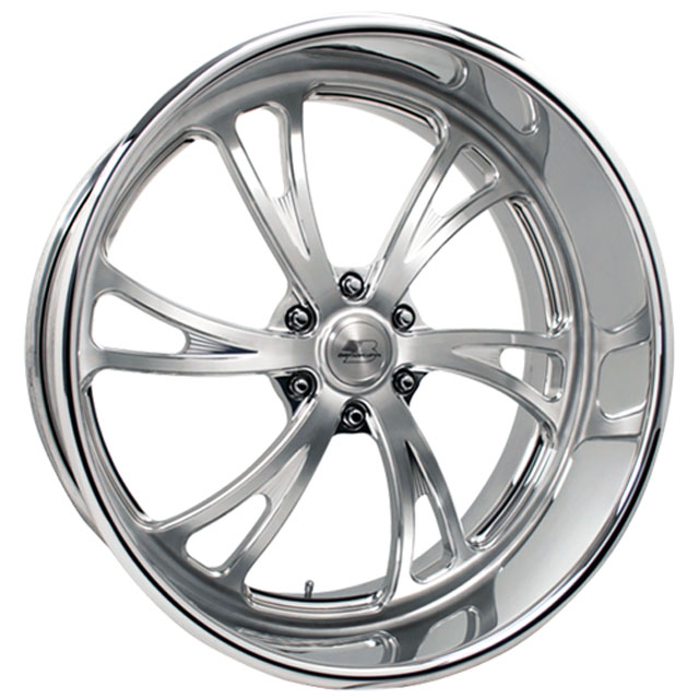 Billet Specialties DT70242Custom BLVD 70 Wheels 24x12