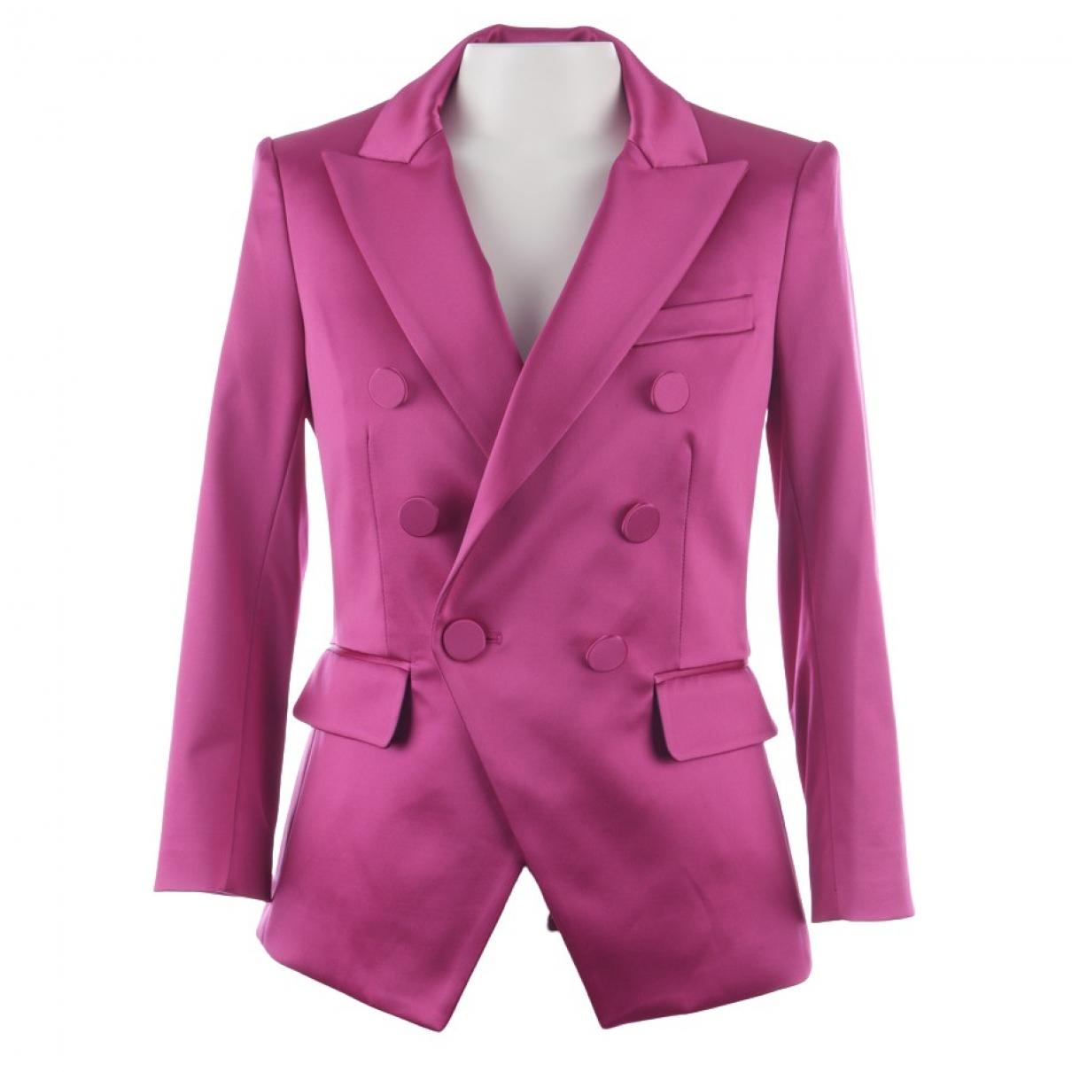 Veronica Beard \N Red jacket for Women 32 FR
