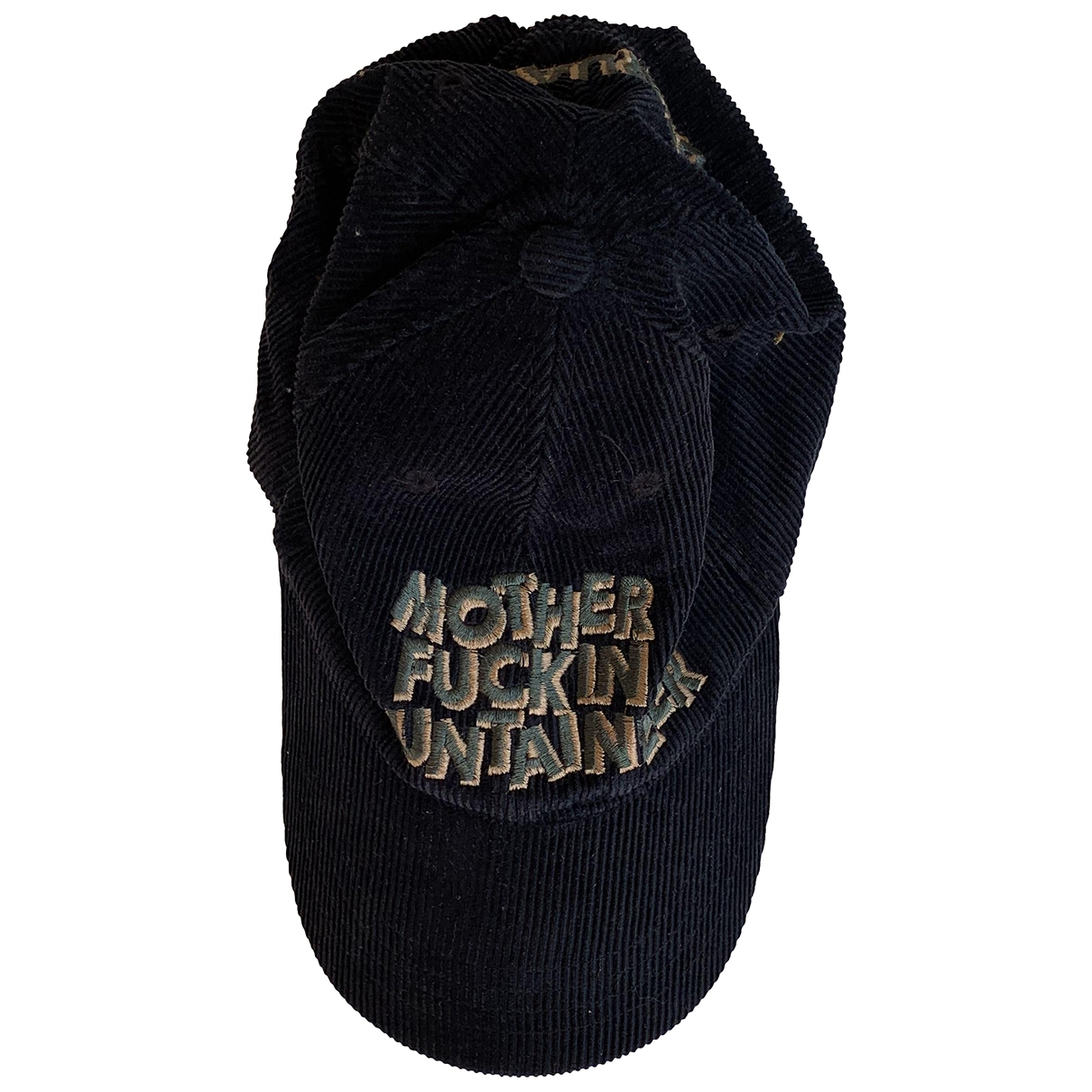 Dsquared2 - Chapeau & Bonnets   pour homme en coton - noir