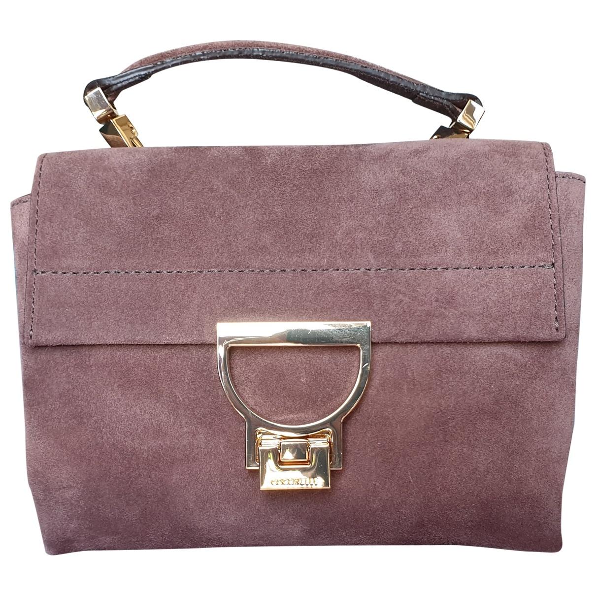 Coccinelle \N Suede Clutch bag for Women \N