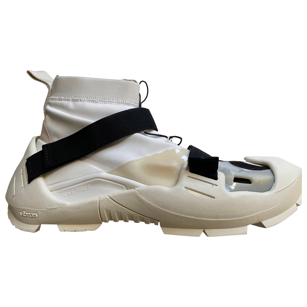 Nike X Alyx \N White Rubber Trainers for Men 42 EU