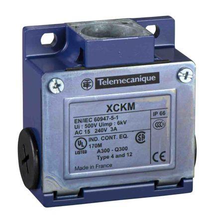 Telemecanique Sensors , Slow Break Limit Switch - Metal, 2NC, 240V, IP66