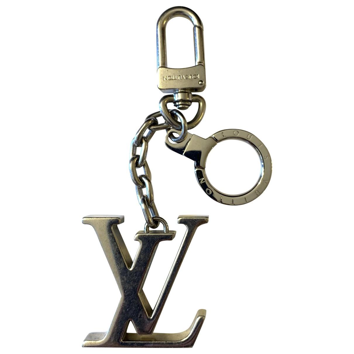 Louis Vuitton - Bijoux de sac   pour femme en argent - argente