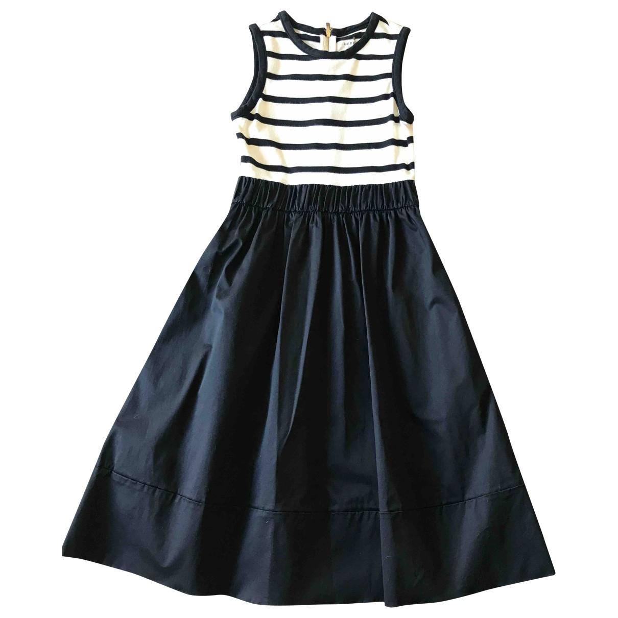 Kate Spade \N Kleid in  Schwarz Baumwolle