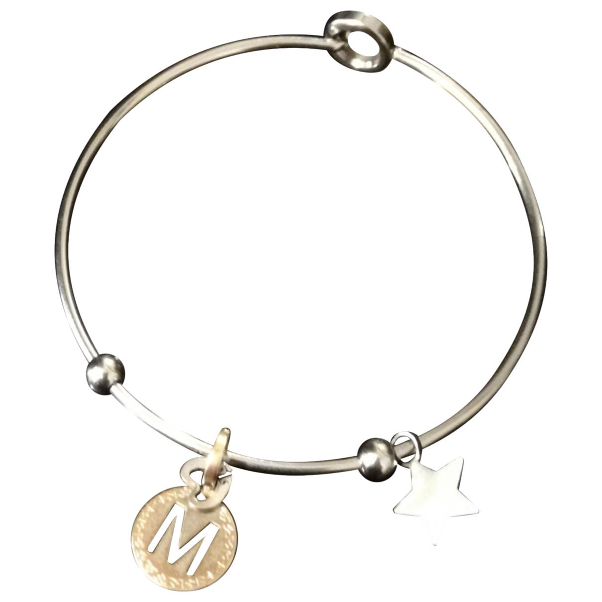 Rebecca - Bracelet   pour femme en metal - argente