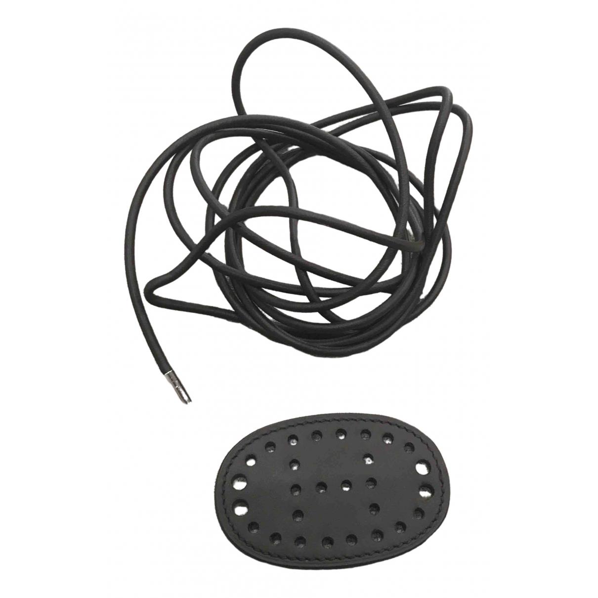 Cinturon Boucle seule / Belt buckle de Cuero Hermes