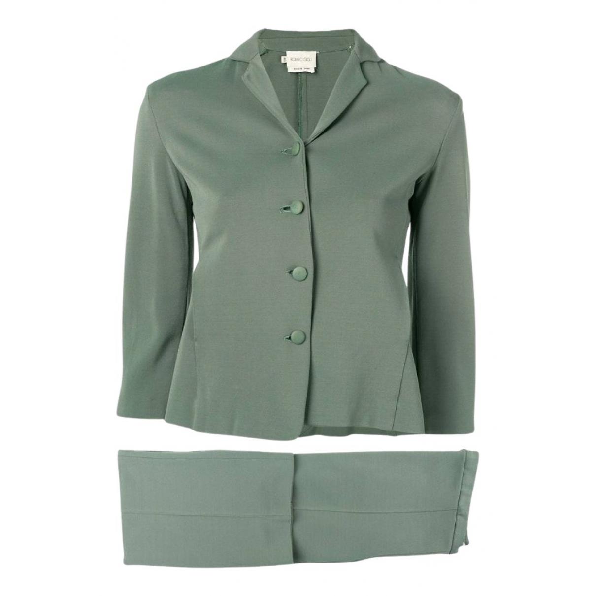 Romeo Gigli - Pantalon   pour femme - vert