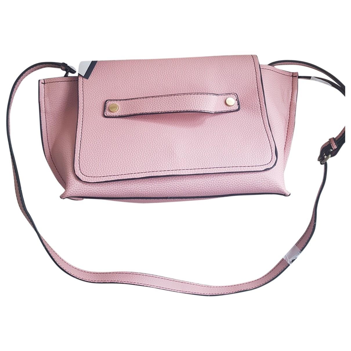 Zara - Sac a main   pour femme - rose