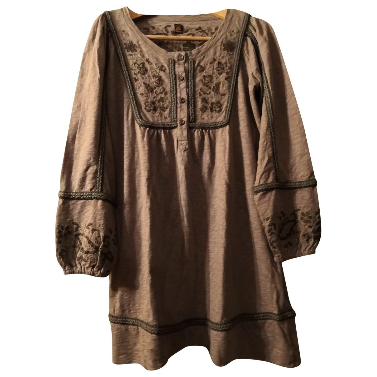 Replay \N Camel Cotton dress for Women S International