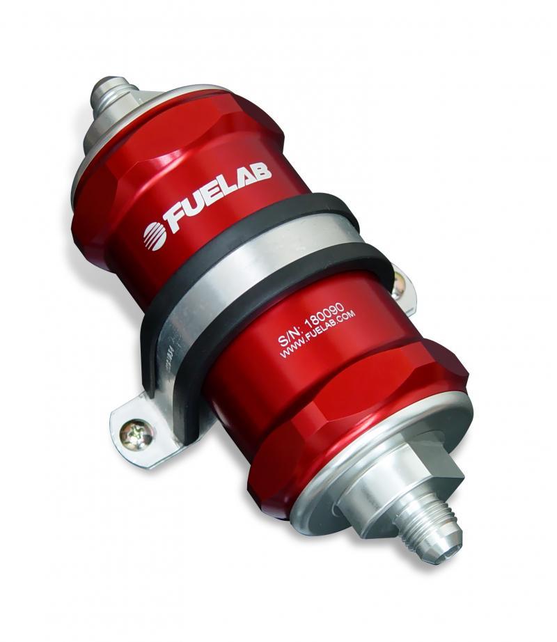 Fuelab 81810-2-10-8 In-Line Fuel Filter