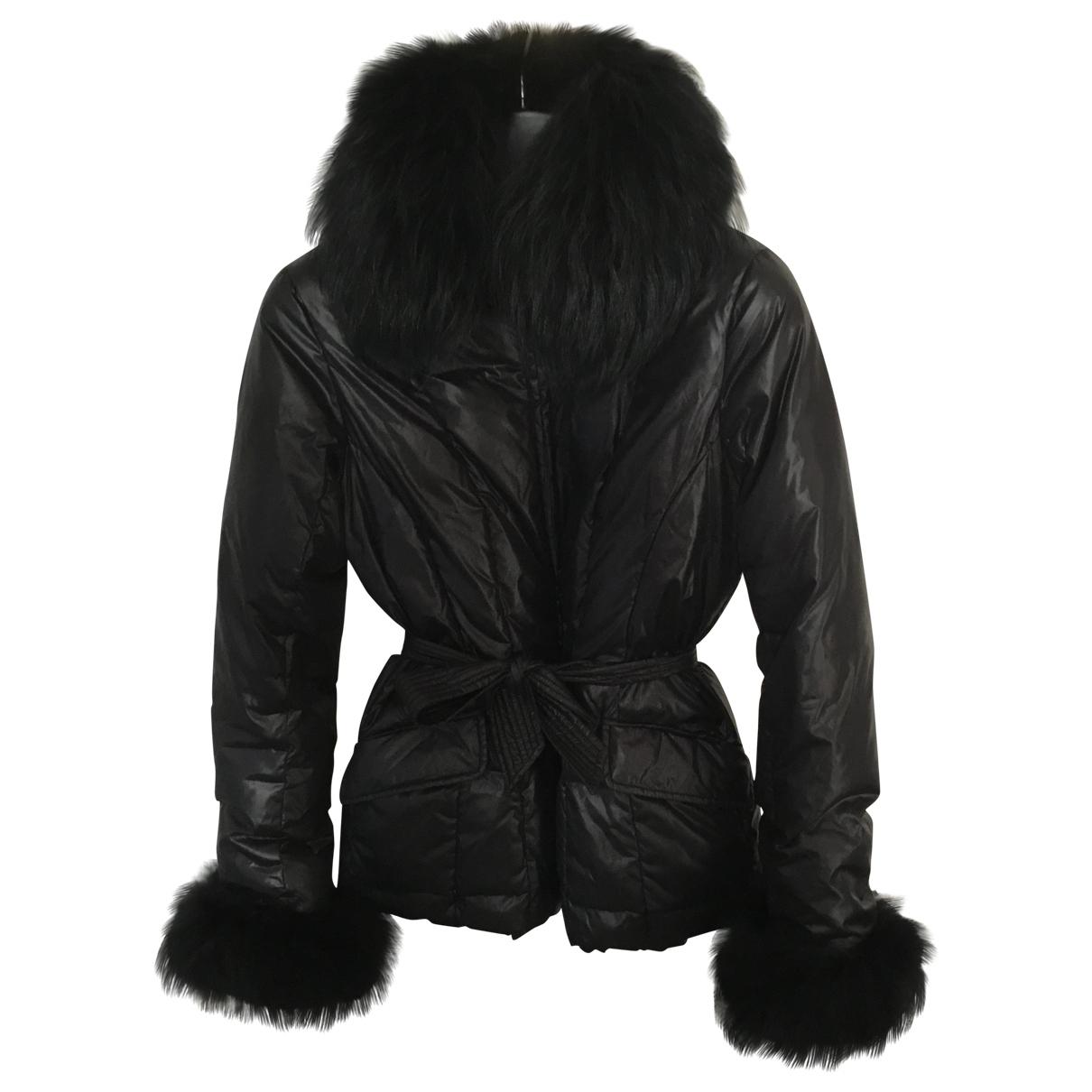 Max Mara Weekend - Manteau   pour femme - noir