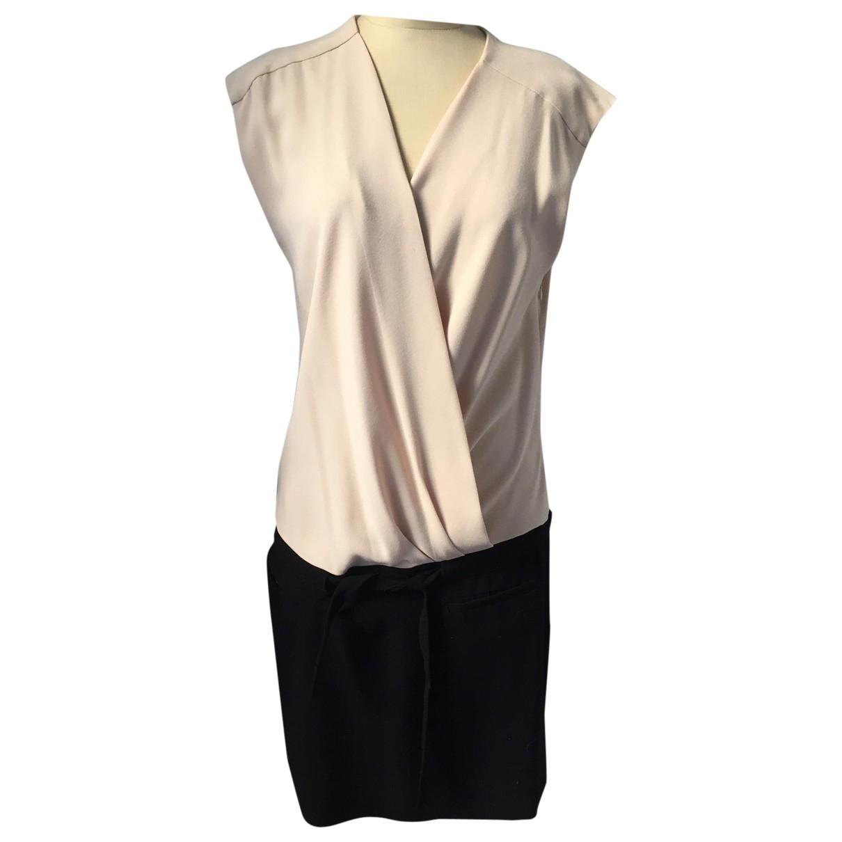 Gerard Darel \N Kleid in  Beige Polyester