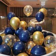 15 Stuecke Dekoration Ballon Set