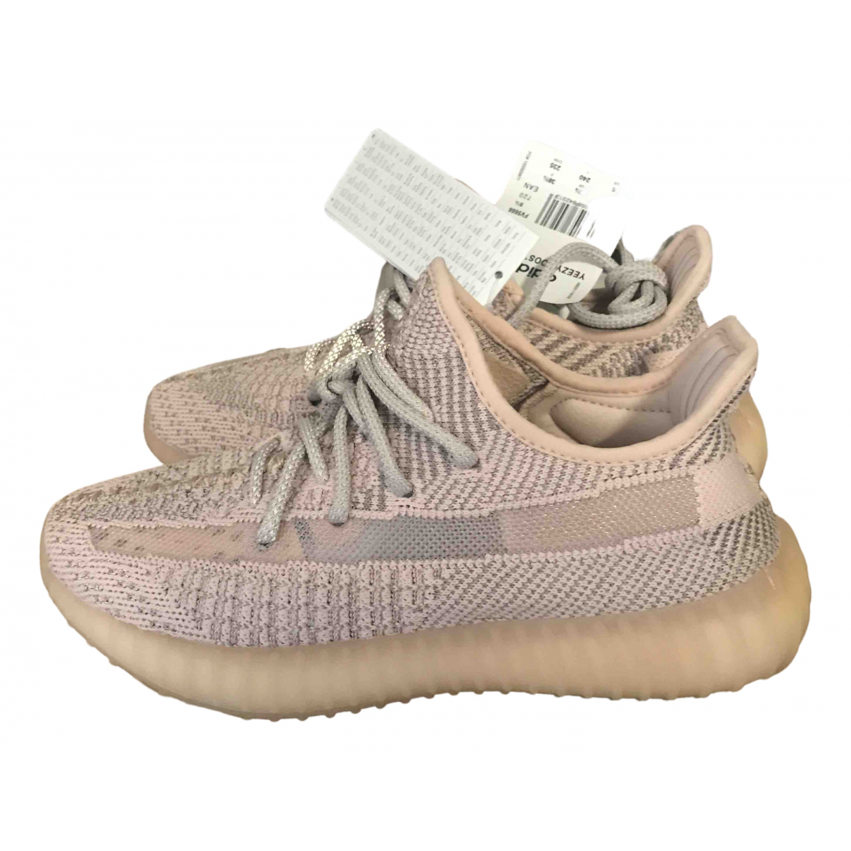 Yeezy X Adidas - Baskets Boost 350 V2 pour homme - rose