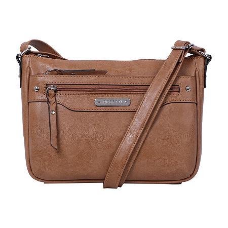 Rosetti Shai Mini Crossbody Bag, One Size , Brown