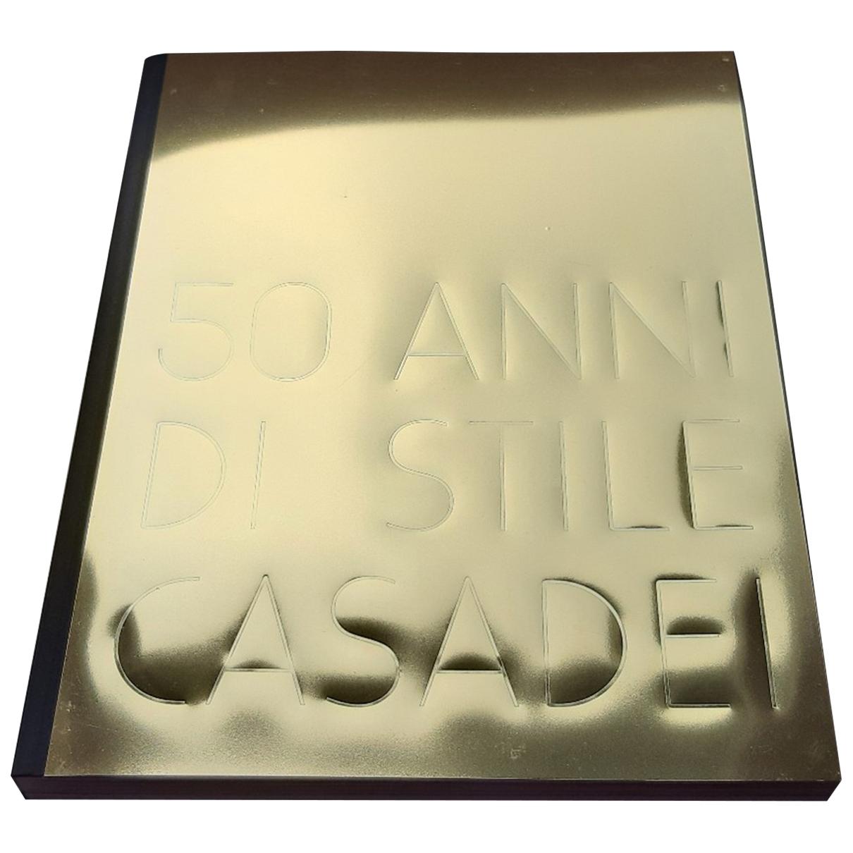 Casadei \N Mode Schwarz