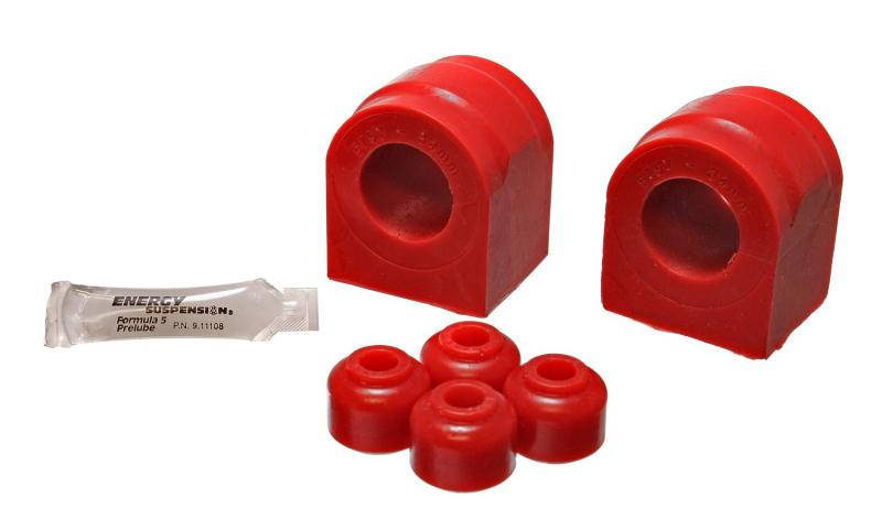 Energy Suspension 4.5190R Sway Bar Bushing Set Ford F-150 Front 2004-2005