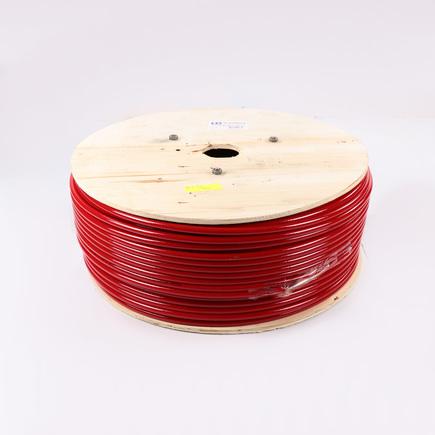 Hd Value HDV-NT2608RED1000 - Nylon Brake Tubing   Red, 1,000 Ft, 1/2